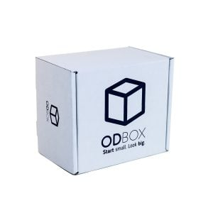 Small Product Box - White