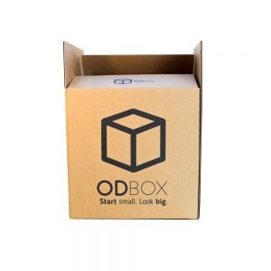 Large Shipper Box - Kraft